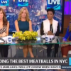 The Meatball Factory on NY Live with Sara Gore