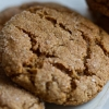 Molasses and Ginger Cookies